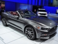 2016 Ford Mustang Convertible Front
