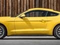 2016 Ford Mustang EU-Version Side View