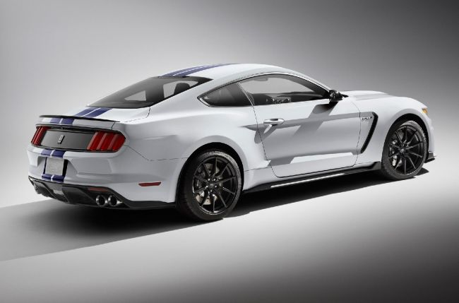 2016 mustang shelby gt500 rear right side - Ford Mustang Gt500 2016