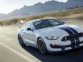 2016 Mustang Shelby GT500 On the road