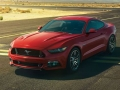 2016 Ford Mustang Front Left Side