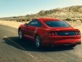 2016 Ford Mustang Rear Left Side