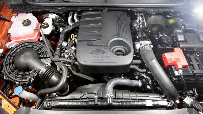 2016 ford ranger engine