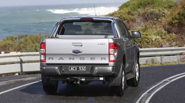 2016 Ford Ranger Pickup Diesel Pictures Redesign Price 4x4 Rear