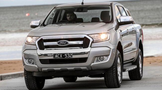 2016 ford ranger seaside