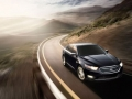 2016 Ford Taurus On the road