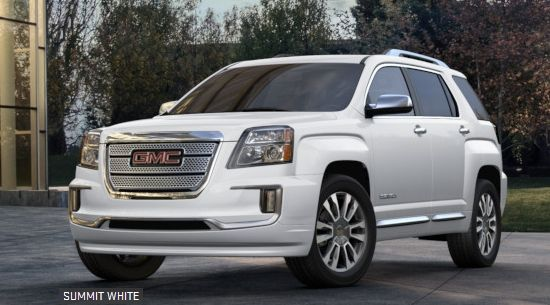 2016 Gmc Terrain Release Date Price Photos Changes Pics