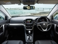 2016 Holden Captiva Dashboard