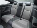 2016 Honda Civic Turbo Back Seats