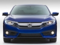 2016 Honda Civic Turbo Front