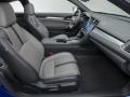 2016 Honda Civic Turbo Interior Side View