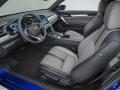 2016 Honda Civic Turbo Interior