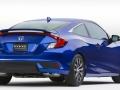 2016 Honda Civic Turbo Rear Right Side