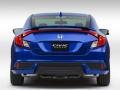 2016 Honda Civic Turbo Rear