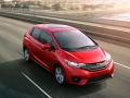 2016 Honda Fit On The Road