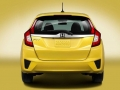 2016 Honda Fit Rear