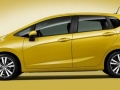 2016 Honda Fit Side View