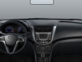 2016 Hyundai Accent Dashboard