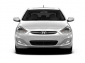 2016 Hyundai Accent Front