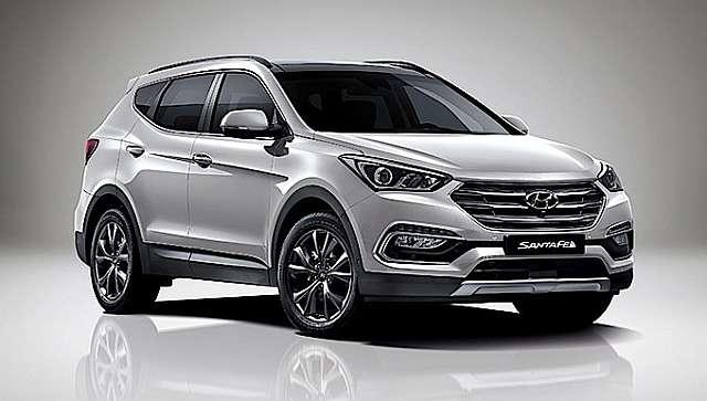 2016 Hyundai Santa Fe Midsize Suv 01