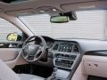 2016 Hyundai Sonata PHEV Dashboard