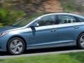 2016 Hyundai Sonata PHEV Side View