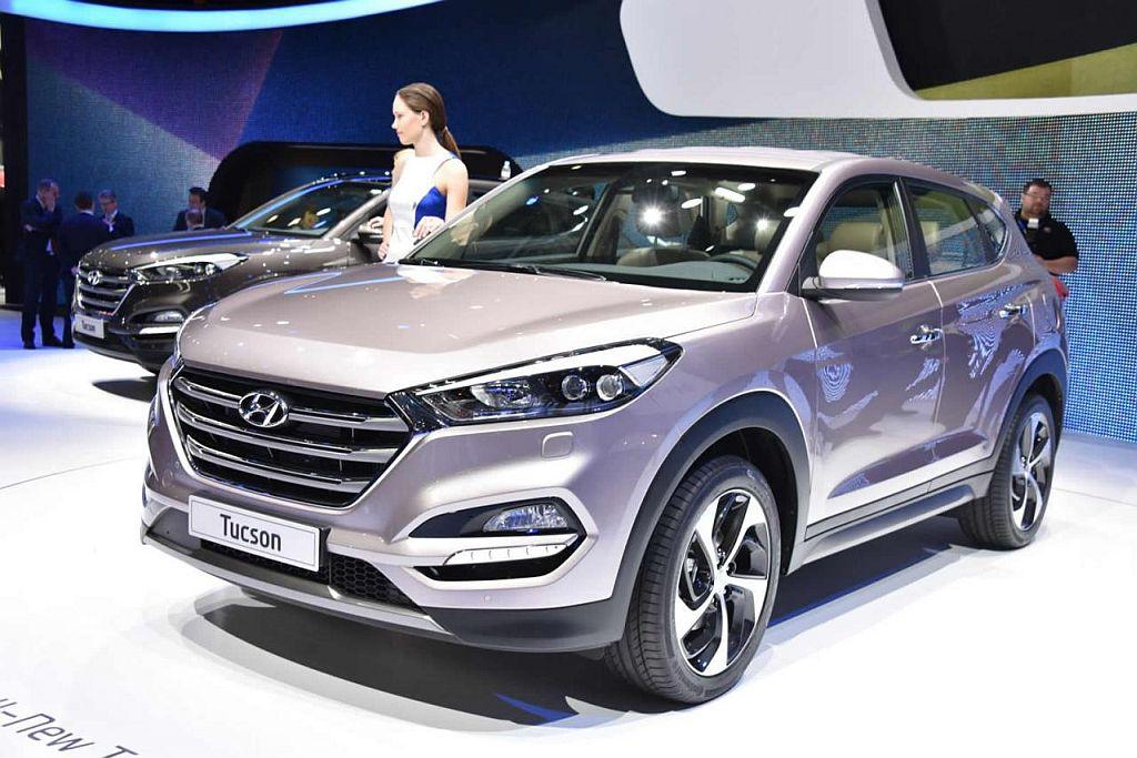 Hyundai tucson 2016 release date