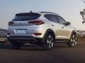 2016 Hyundai Tucson Rear End