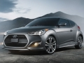 2016 Hyundai Veloster Front Left Side