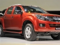 2016 Isuzu D Max Front Right Side