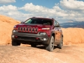 2015 Jeep Cherokee Front