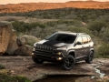 2015 Jeep Cherokee Grey