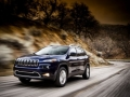 2015 Jeep Cherokee Speed