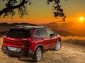 2015 Jeep Cherokee Sunset