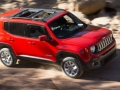 2016 Jeep Renegade Exterior
