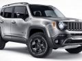 2016 Jeep Renegade Front
