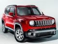 2016 jeep renegade Front red