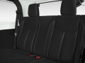 2016 Jeep Wrangler Back Seats