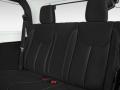 2016 Jeep Wrangler Back Seats