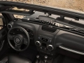 2016 Jeep Wrangler Dashboard