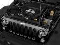 2016 Jeep Wrangler Engine