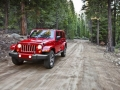 2016 Jeep Wrangler Forest