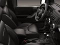 2016 Jeep Wrangler Interior