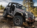 2016 Jeep Wrangler Front Side