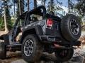 2016 Jeep Wrangler Rear End