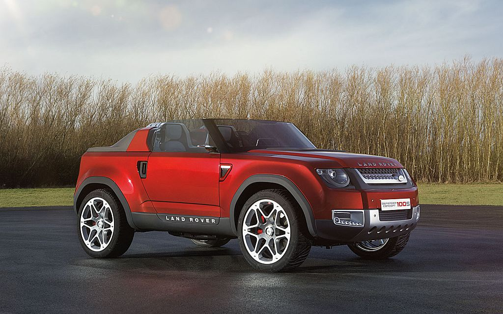 2016 Land Rover Defender usa price redesign specs news