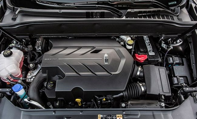 2016 Lincoln Continental Engine 1