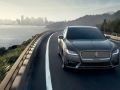 2016 Lincoln Continental Engine Teaser