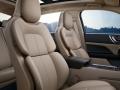 2016 Lincoln Continental Interior