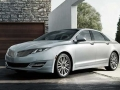 2016 Lincoln MKZ 1